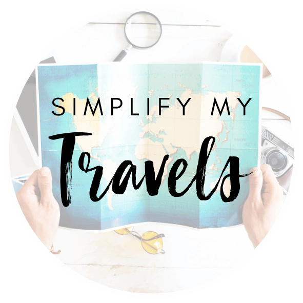 Simplify My Travels