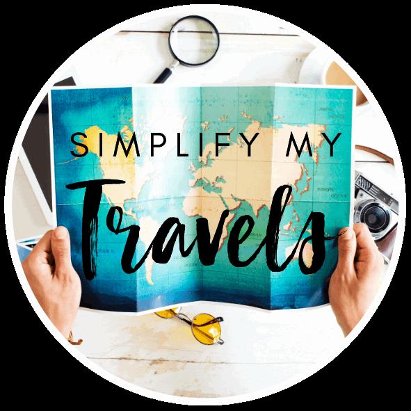 Simplify My Travels
